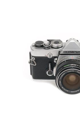 OLYMPUS OM-1 , Zuiko 28mm F3.5